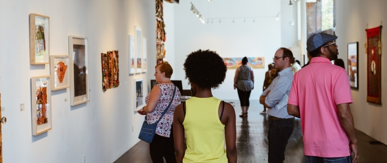The Harlem Renaissance Experience at Gallery Hop